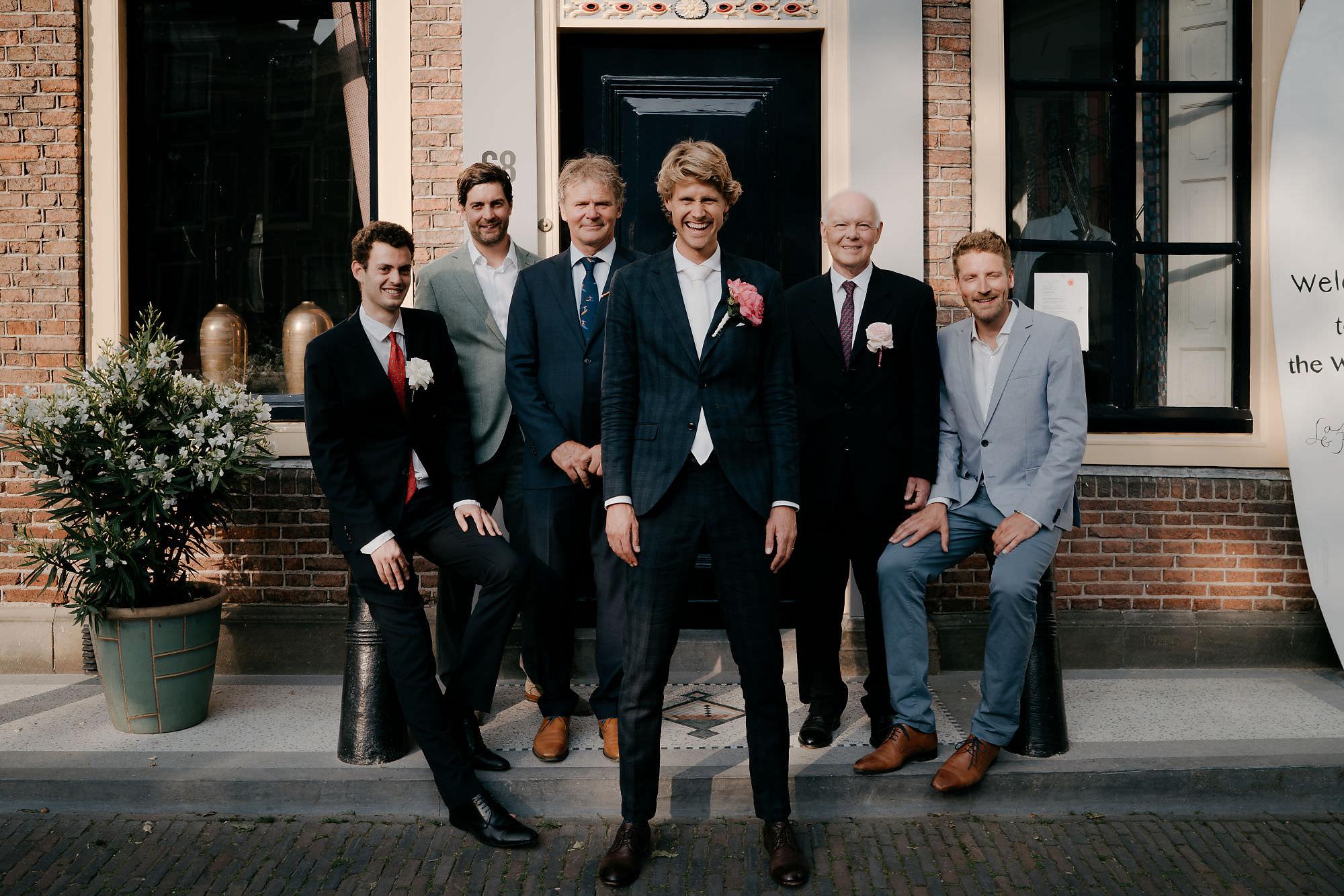 the best wedding photographer in the netherlands mark hadden