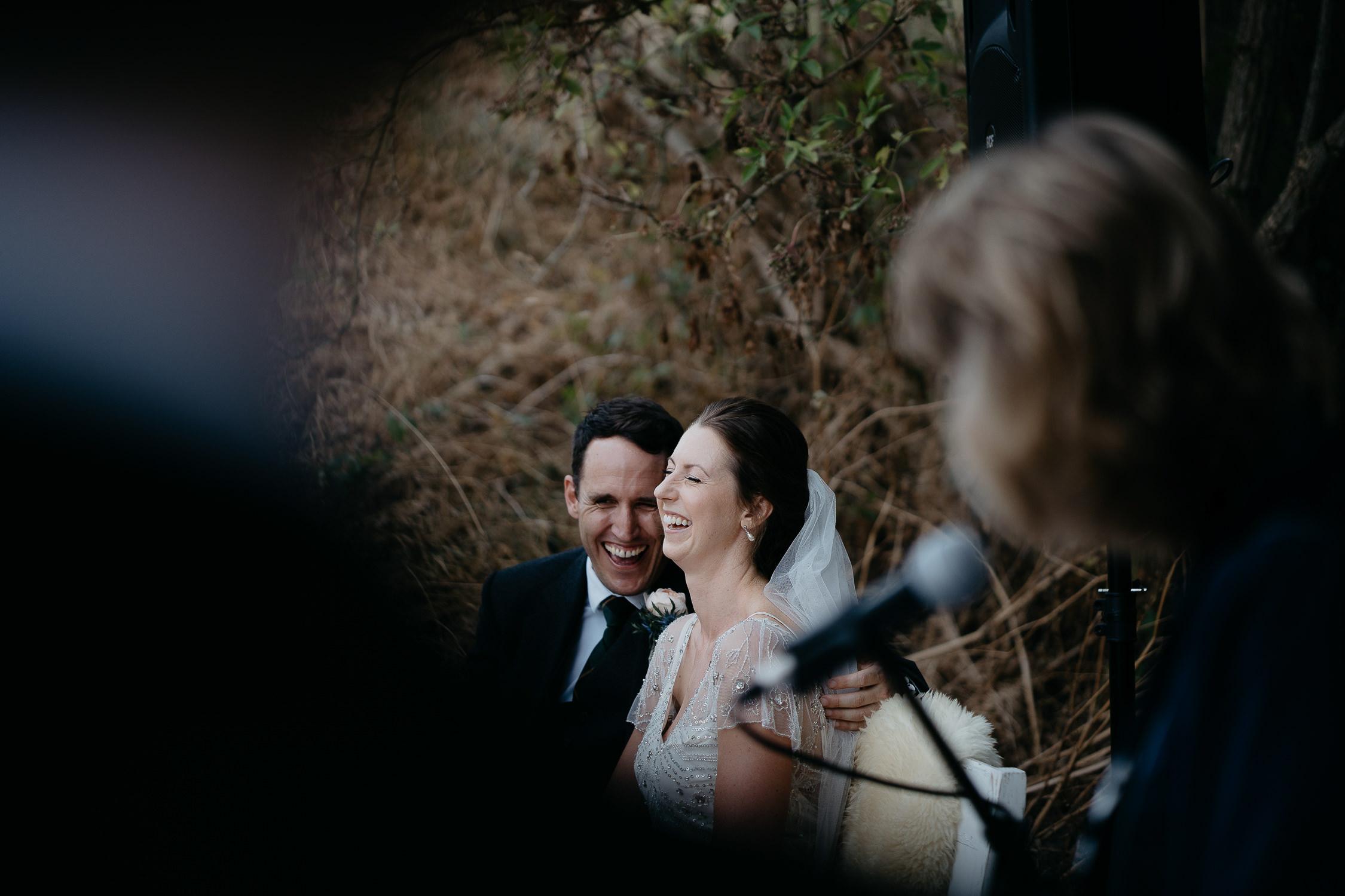 trouwfotograaf mark hadden koppel in amsterdam op bruiloft