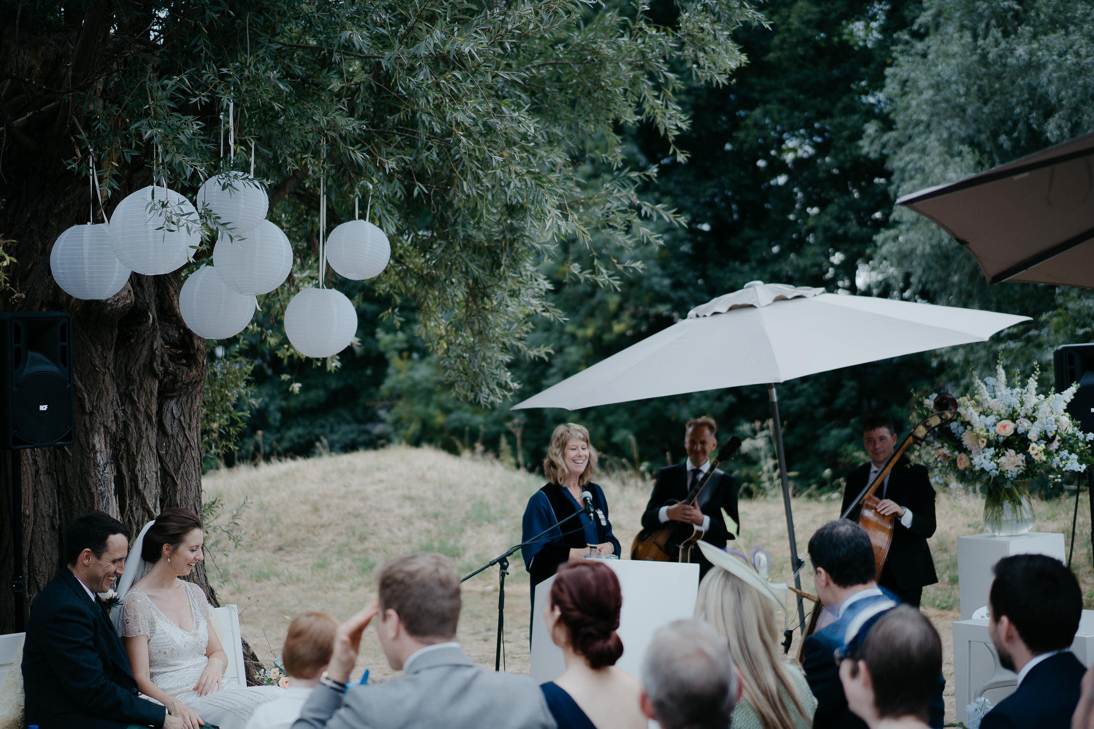 Prachtige bruiloftraportages door Mark Hadden