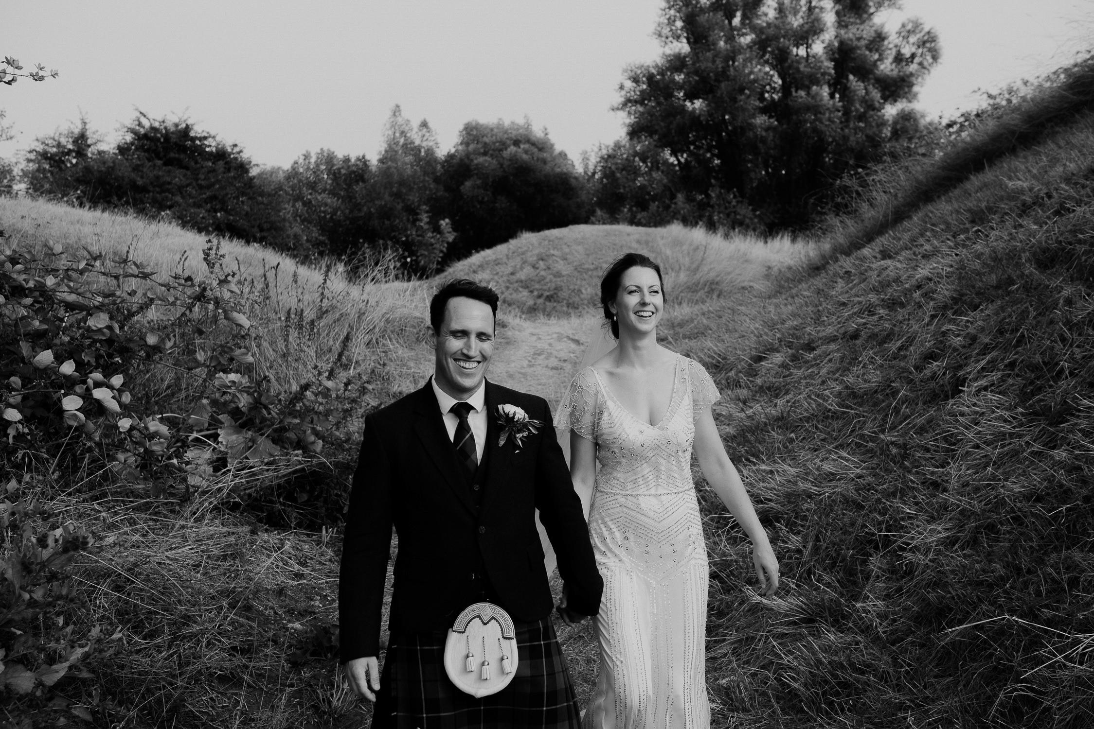 Prachtige bruiloftraportages door fotograaf Mark Hadden