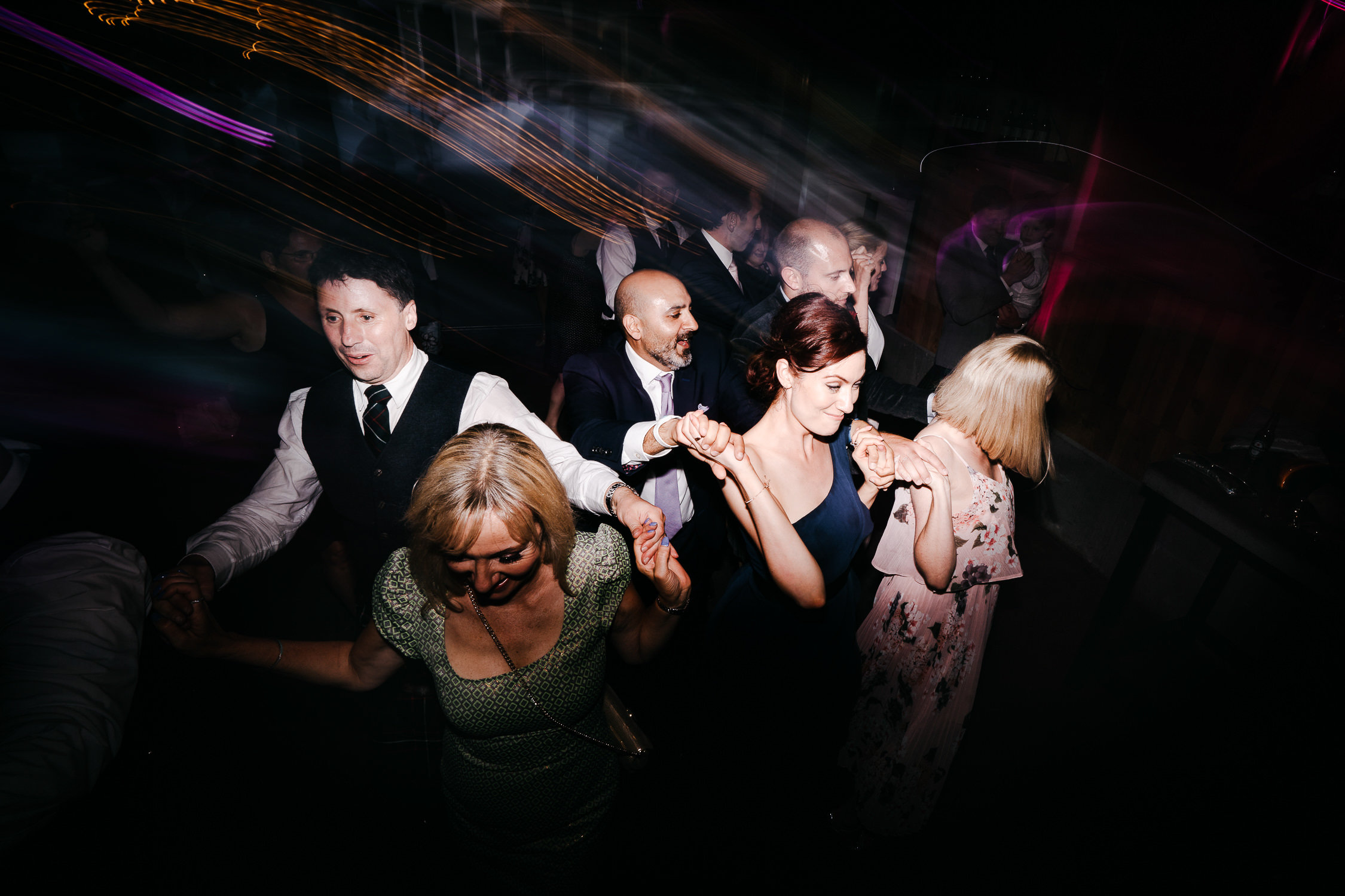 wedding photographer mark hadden party