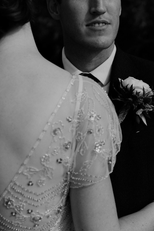 Groom portrait wedding photography photographer Mark Hadden
