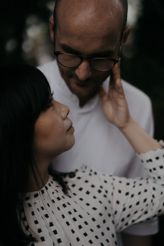 verloving fotoshoot park frankendael amsterdam - mark hadden trouwfotograaf