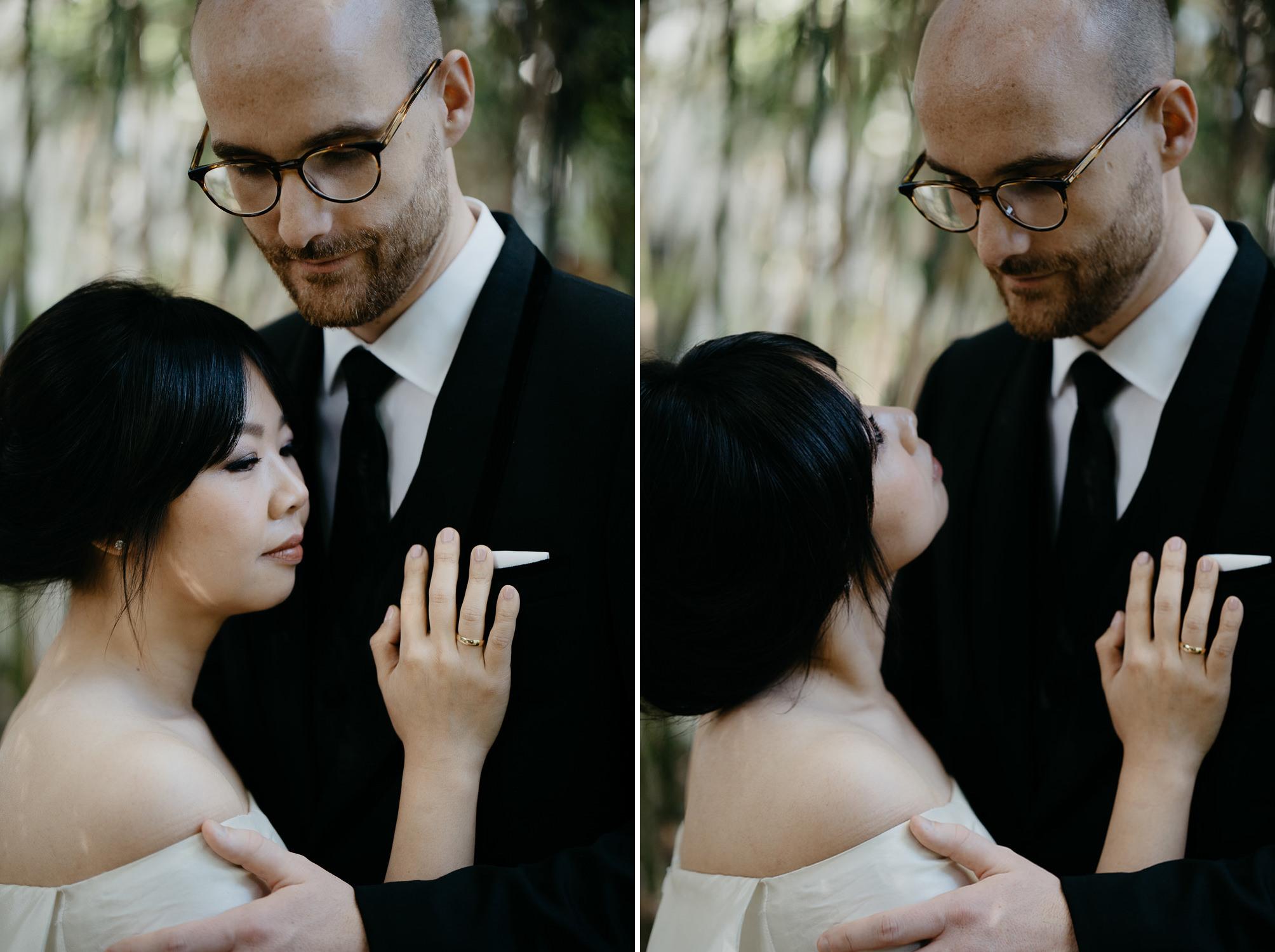 liefdevol moment gefotografeerd door fotograaf mark hadden