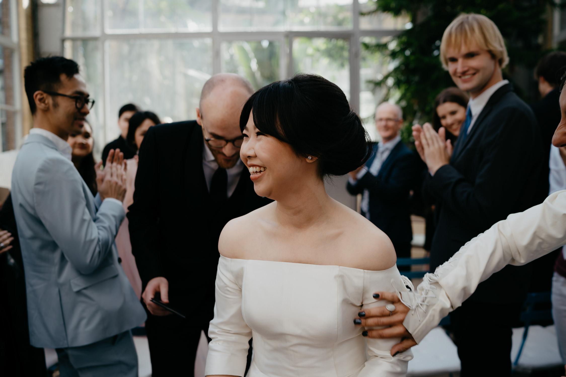 prachtige trouwfoto's na  trouwfotograaf mark hadden amsterdam nederland