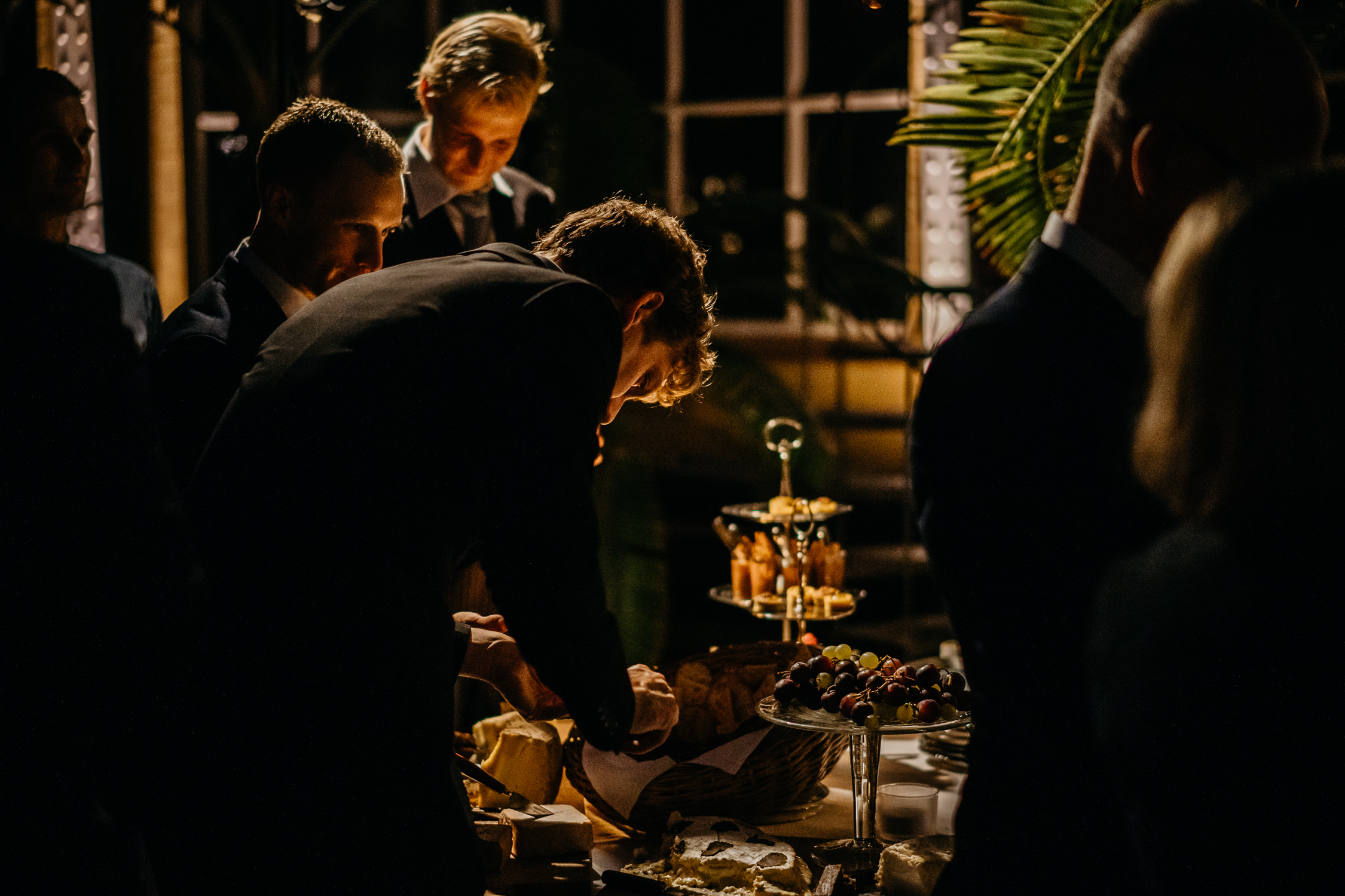 bruiloft feest botaniche tuin in amsterdam mark hadden fotografie