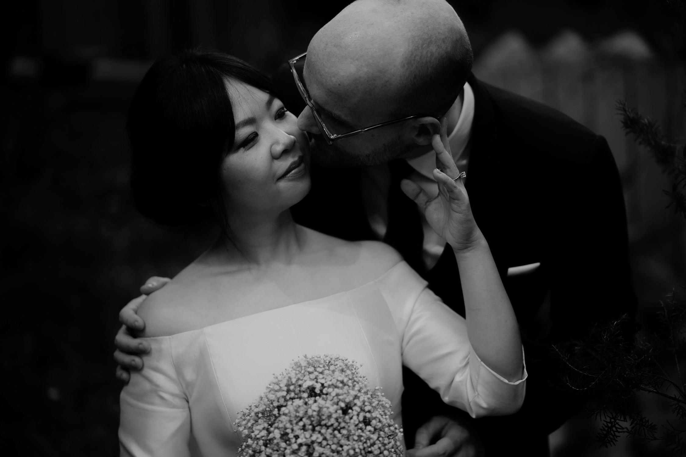 Amsterdam Wedding Photography at Hortus Botanicus