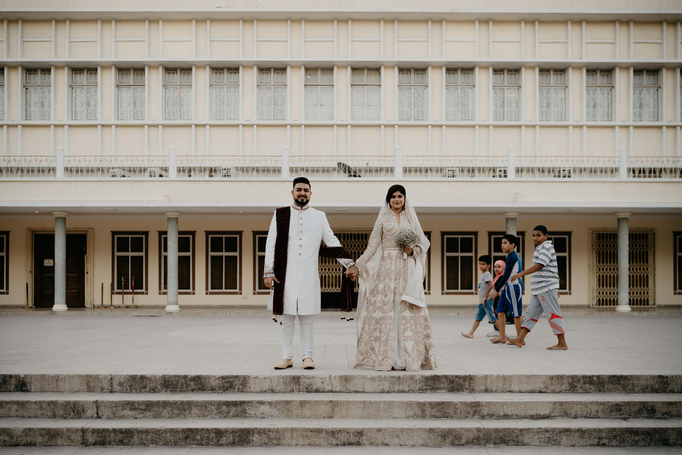 Destination Wedding Photographer Amsterdam to Tanzania // Aqil + Benazir