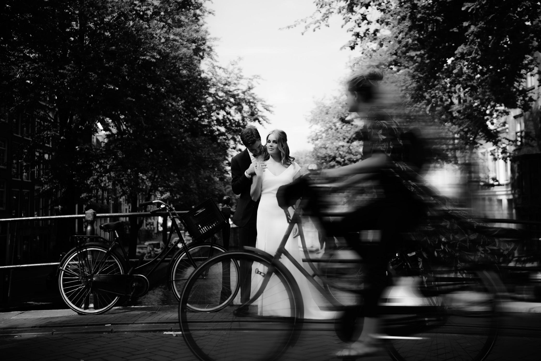Amazing Wedding photography in Amsterdam by Mark Hadden