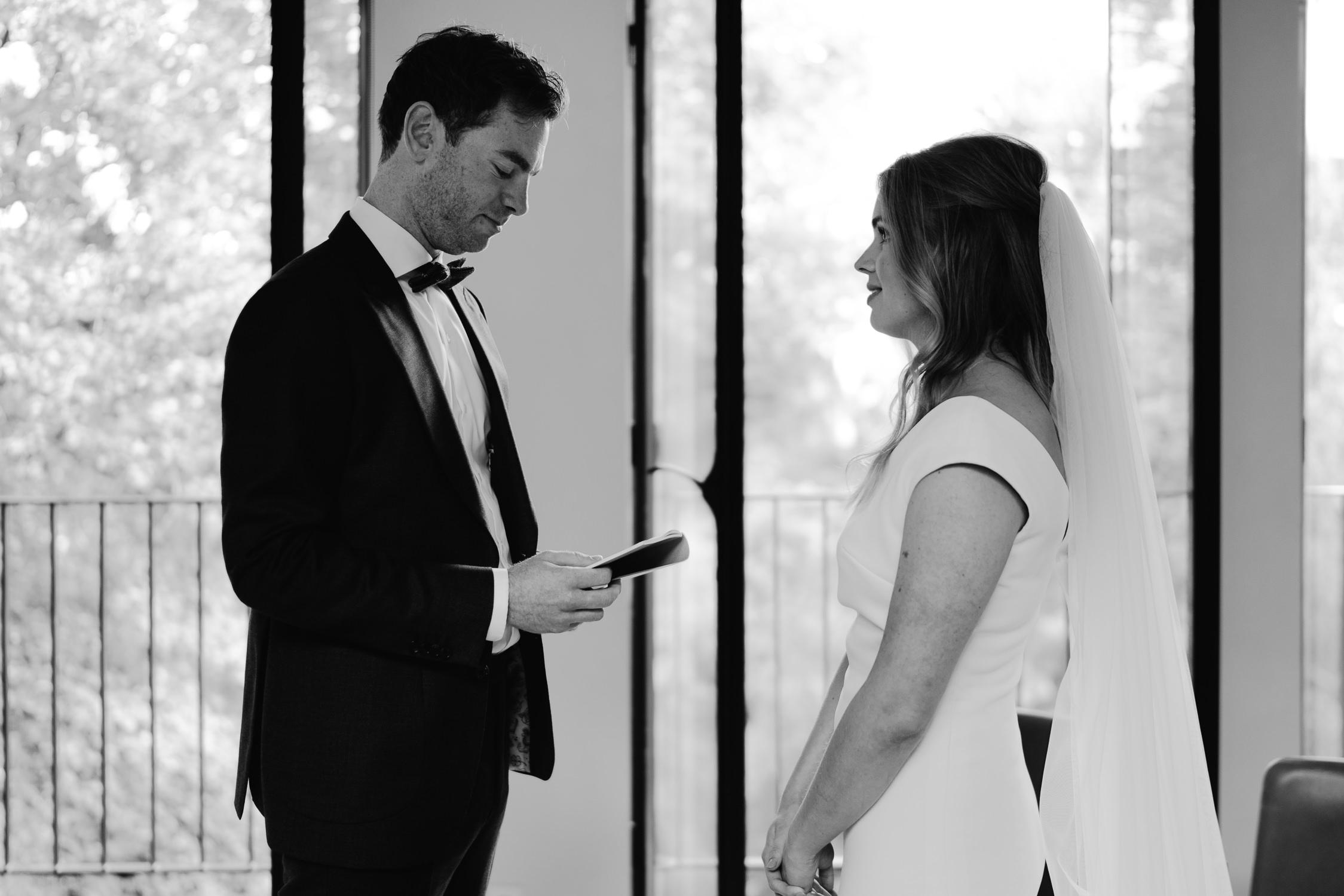 bruidsfotografie amsterdam trouws gelofte