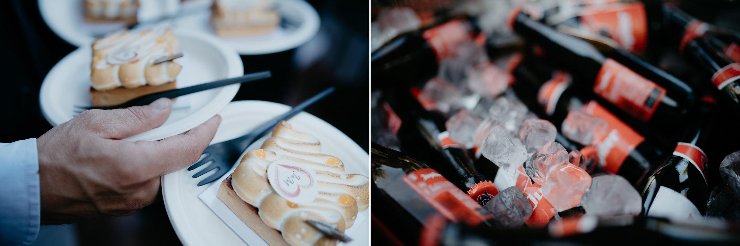 summer amsterdam wedding food photography