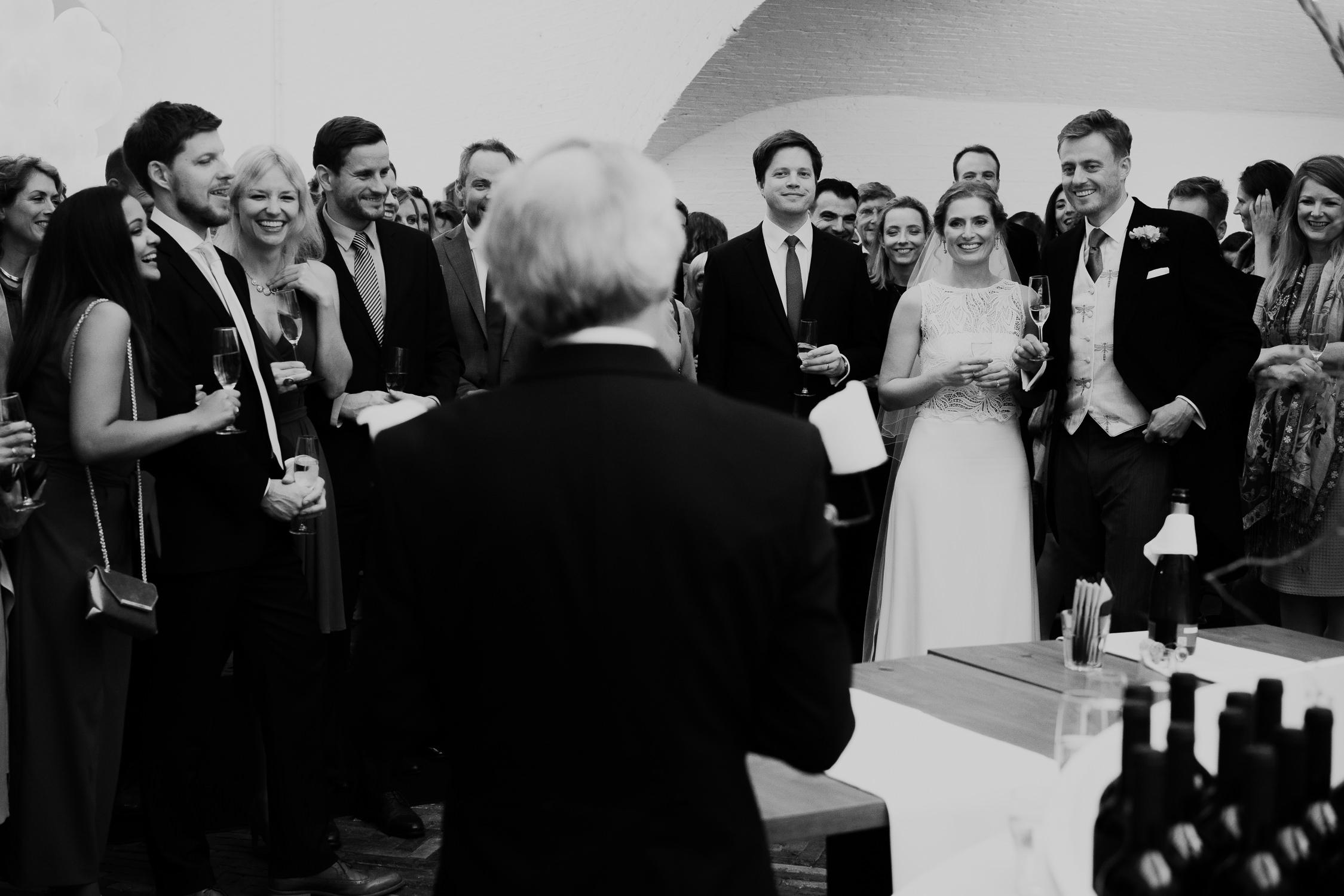 wedding reception photographer mark hadden