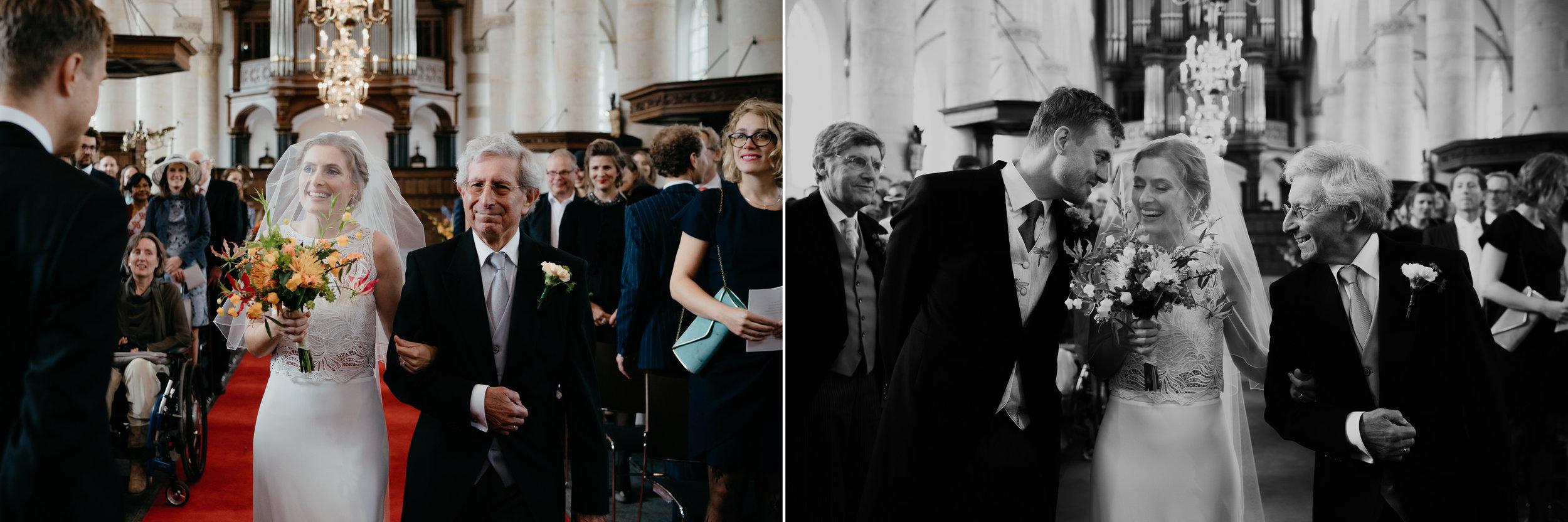 Wedding ceremony inspiration photographer in amsterdam