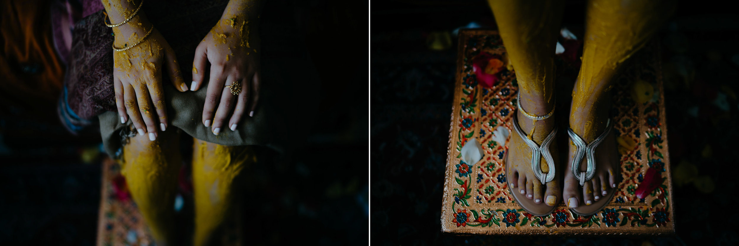 tanzania wedding rituals photography details paint