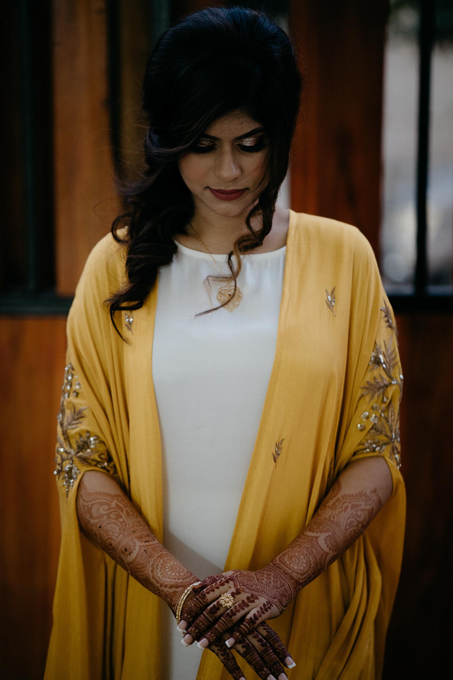 indian wedding bride photographer mark hadden