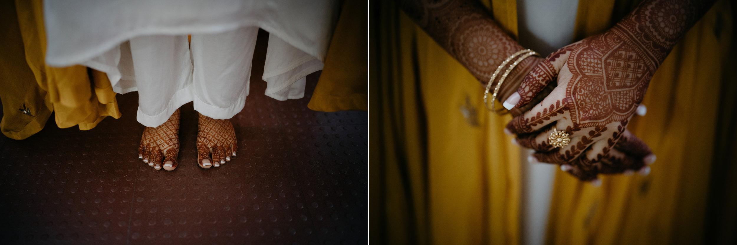 indian wedding details tanzania destination