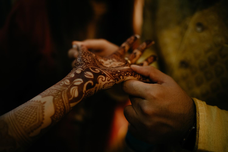 indian wedding details tanzania henna