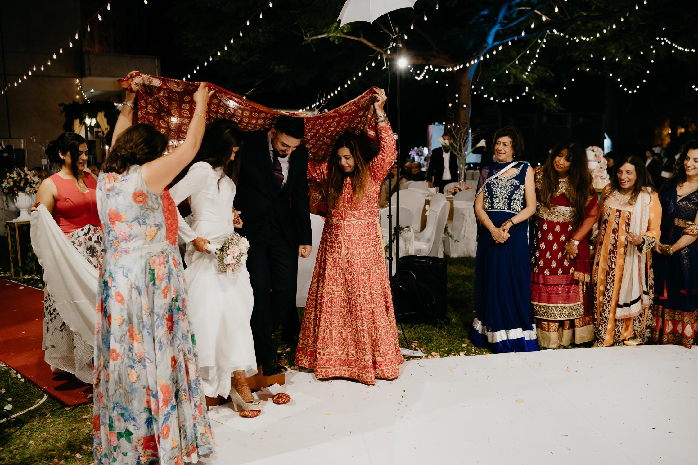 indiaanse bruiloft ceremonie tradities