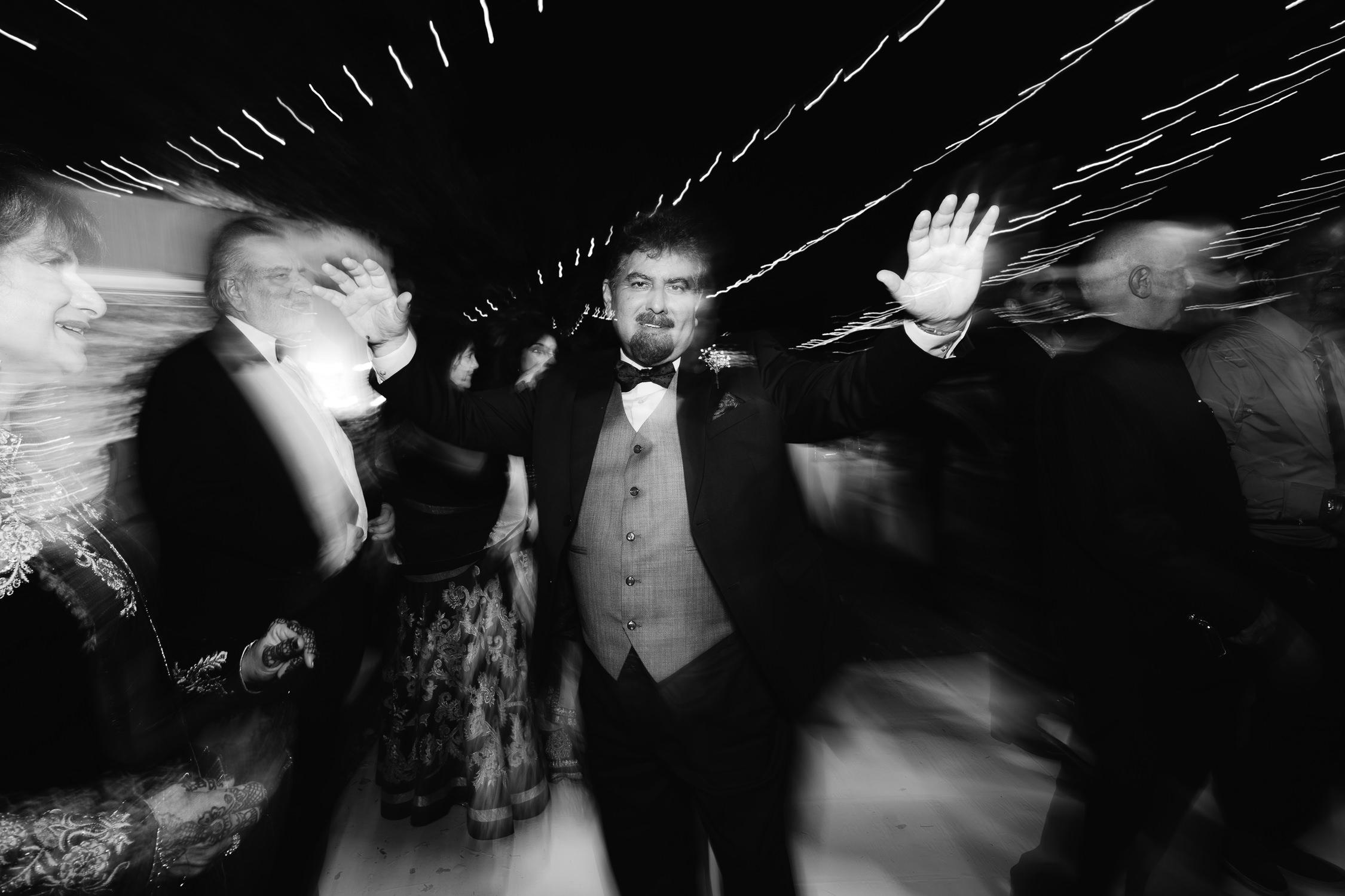 tanzania wedding party flash photography