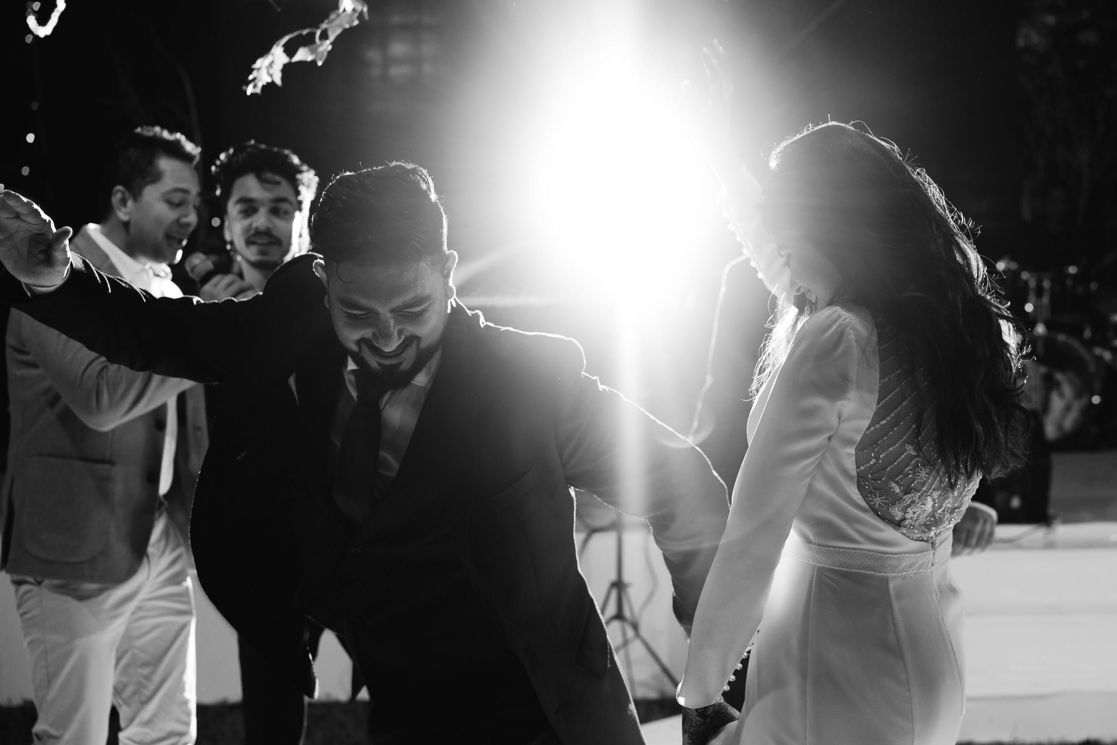 indian wedding party flash photography mark hadden