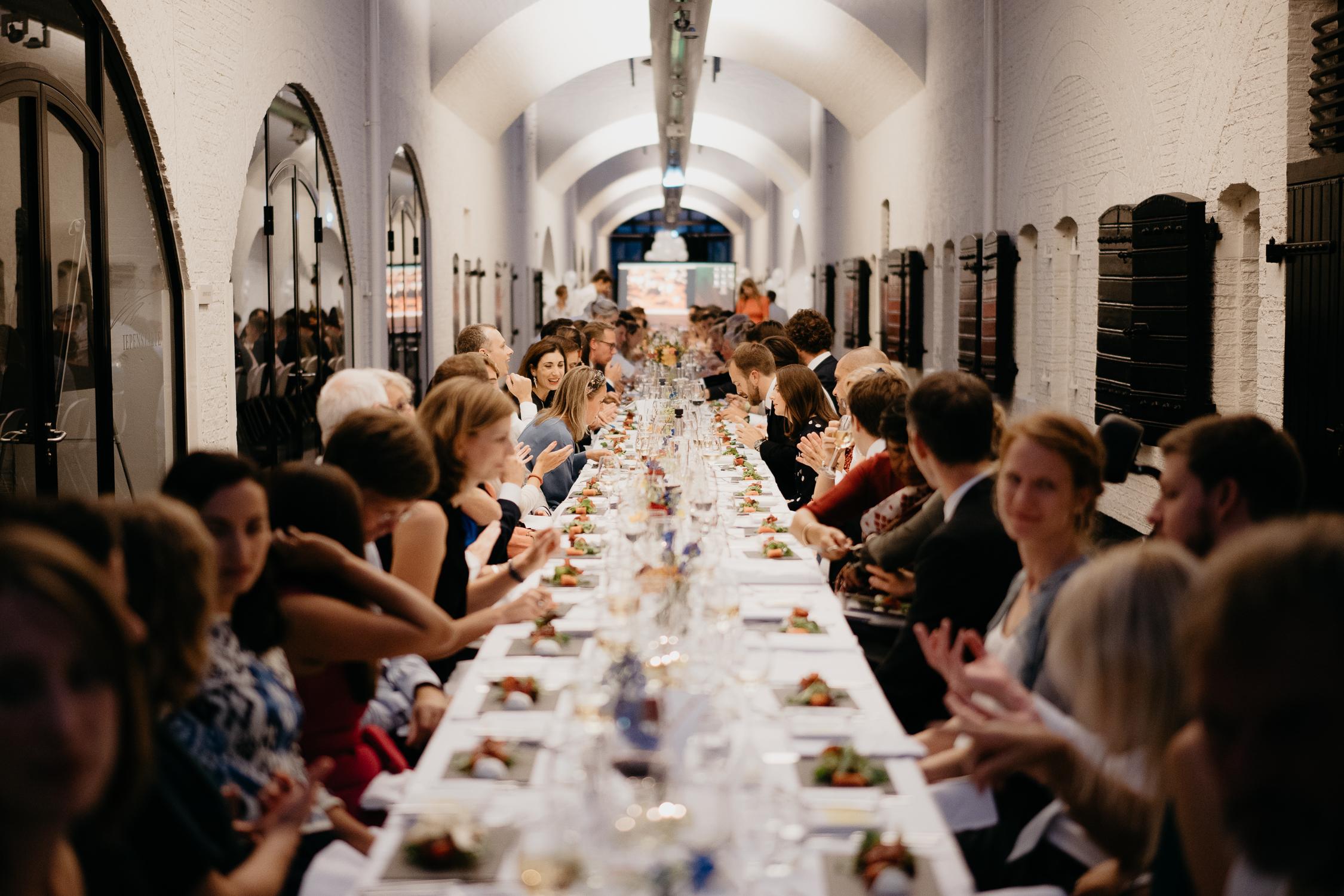 wedding photography reception party amsterdam mark hadden