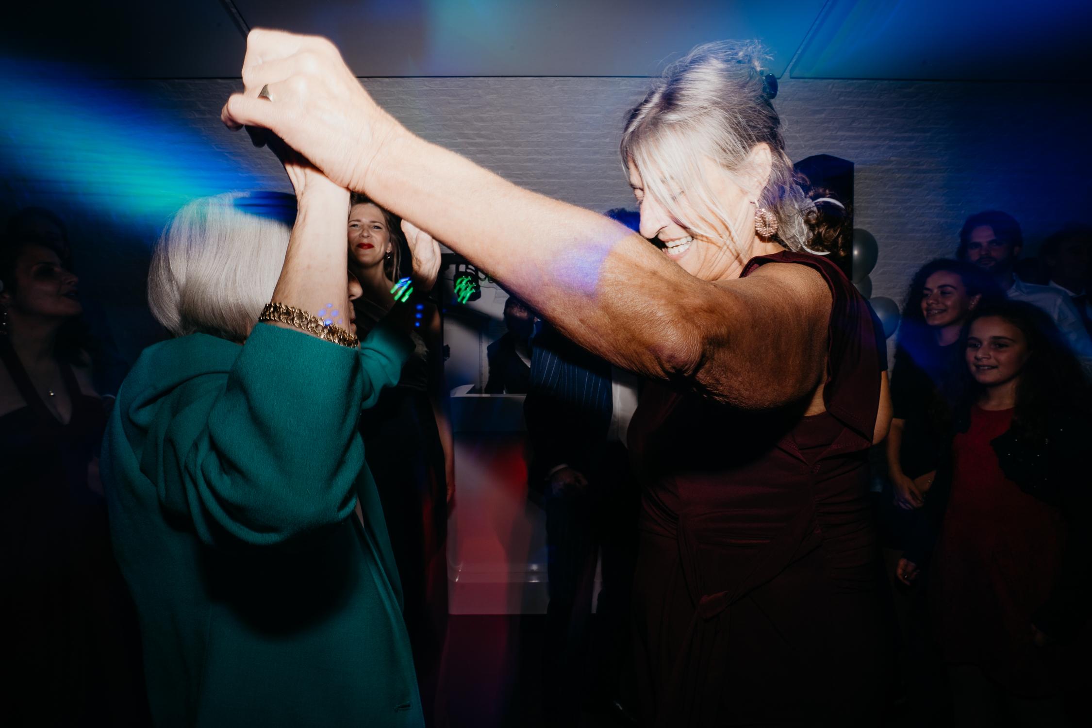 wedding flash photography party amsterdam mark hadden