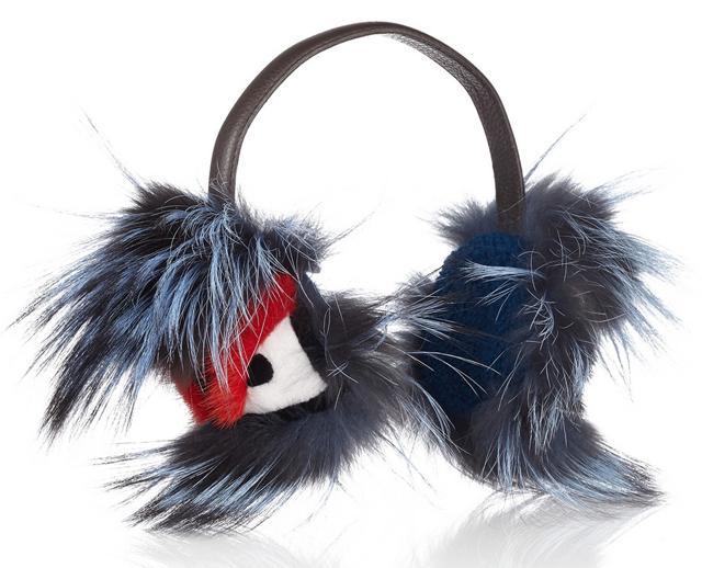 Fendi Bag Bug Earmuffs