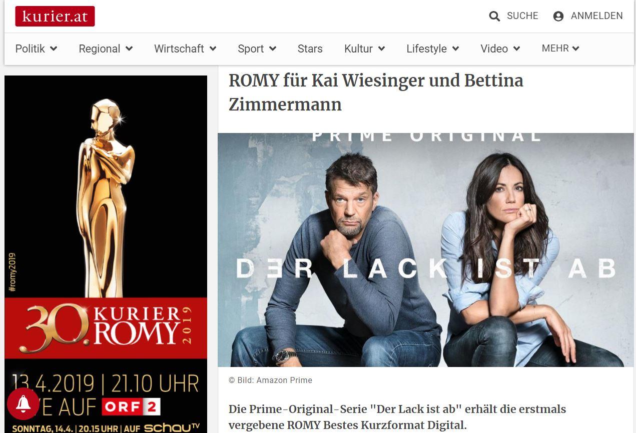 copyright: Der Kurier Austria