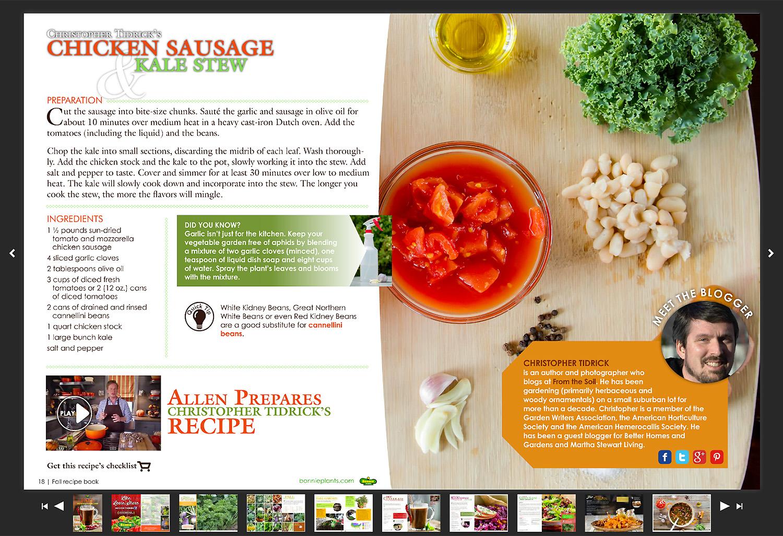 Karen E. Segrave | KES PhotoBonnie Plants Taste of Fall