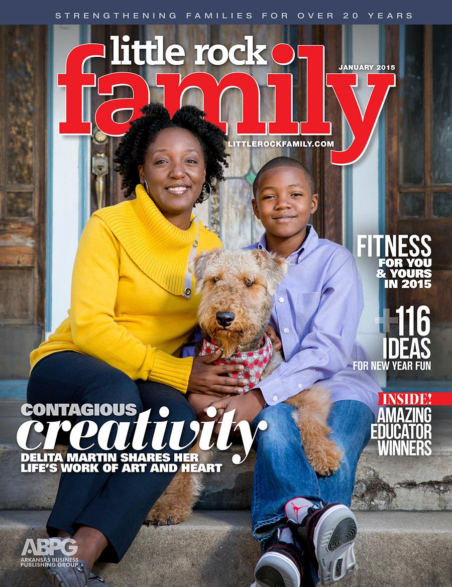 Karen E. Segrave | KES PhotoLittle Rock Family Magazine