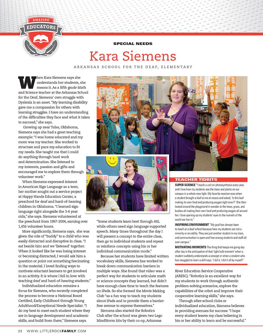 Karen E. Segrave   KES PhotoLittle Rock Family Magazine