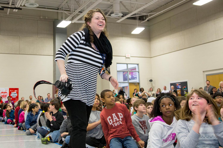 Karen E. Segrave   KES PhotoMilken Educator Awards