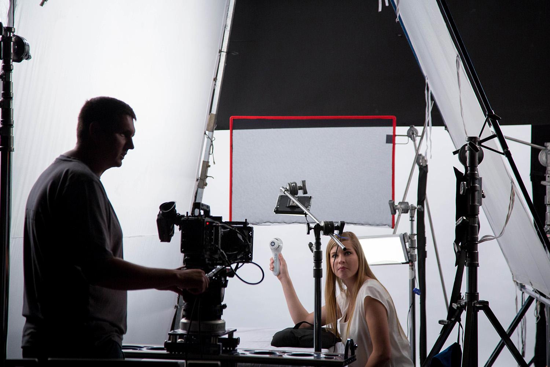 Karen E. Segrave | KES PhotoBackfocus Productions. Clarisonic Behind the Scenes