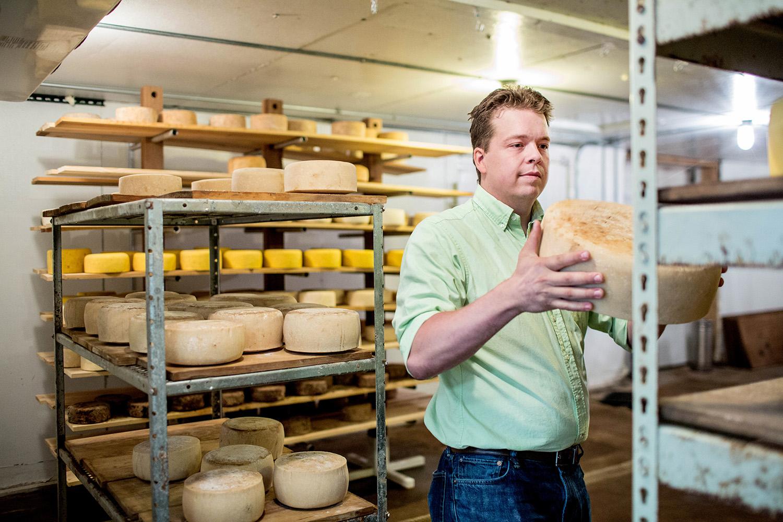 Karen E. Segrave | KES PhotoKent Walker Artisan Cheese