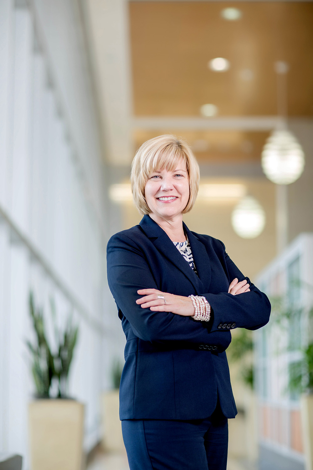Roxane Townsend is the CEO of UAMS Medical Center