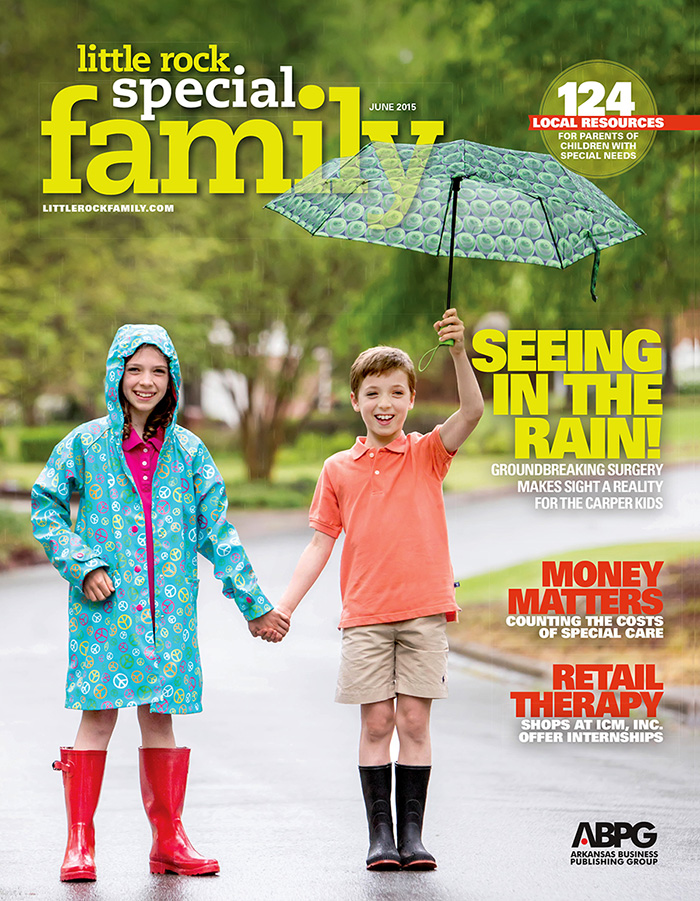 Little Rock Special Family Magazine