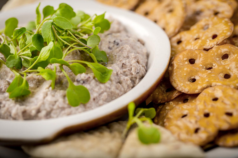 Southern Black-Eyed Pea Hummus