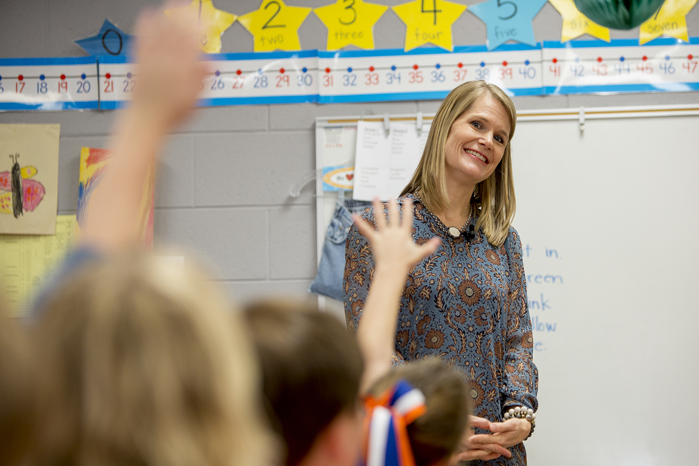Karen E. Segrave | KES PhotoMilken Educator Awards