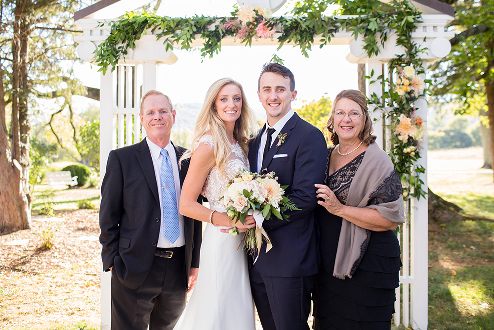 Bryan's parents!