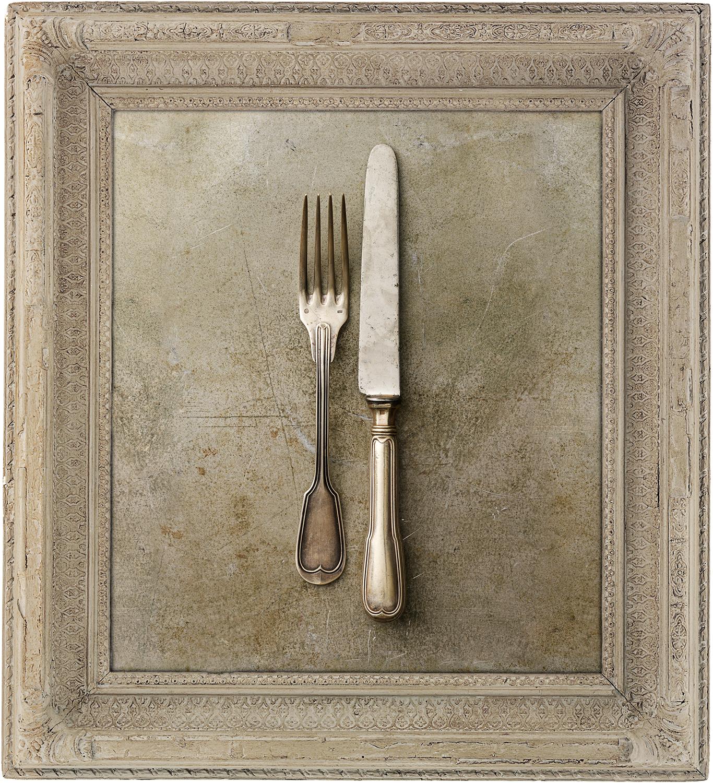 #8 Knife & Fork