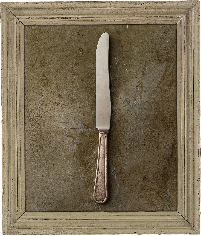 #2 Metal Handle Knife