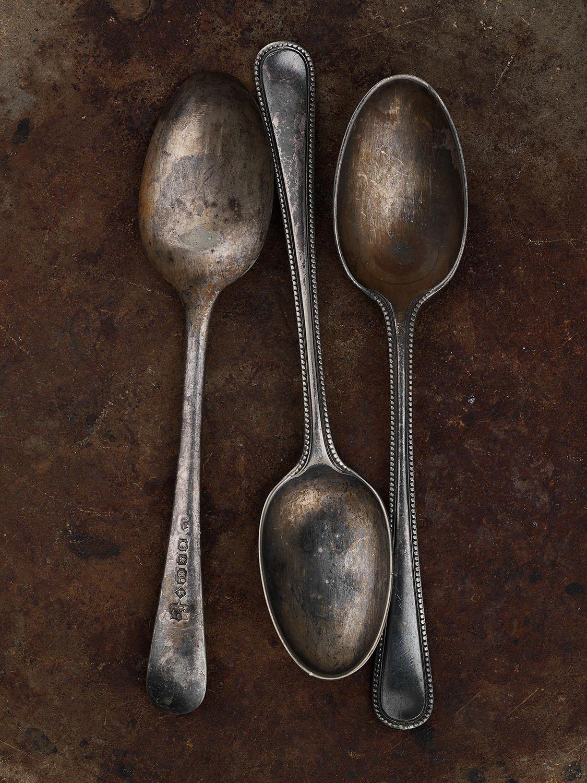 #19 Three Spoons