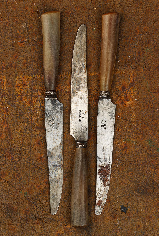 #31 Bordeaux Knives
