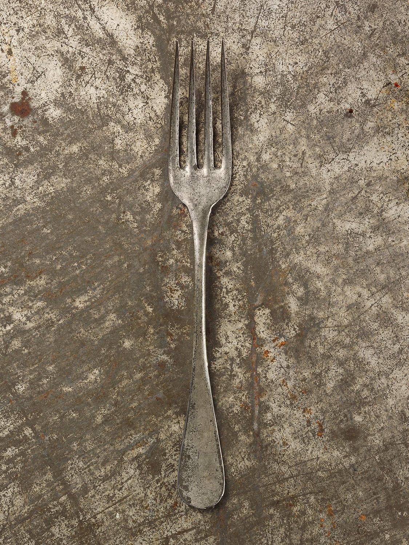 #63 Pewter Fork
