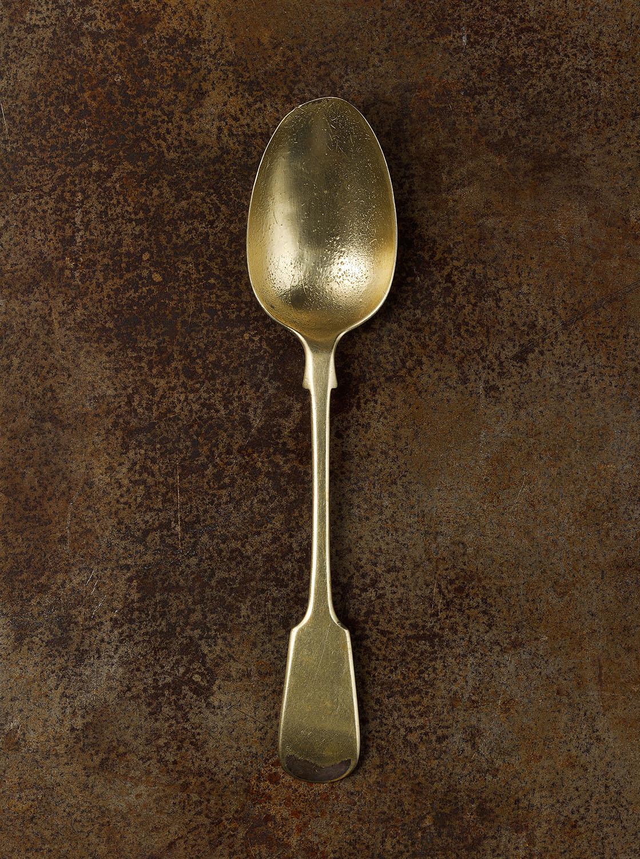 #27 Brass Spoon