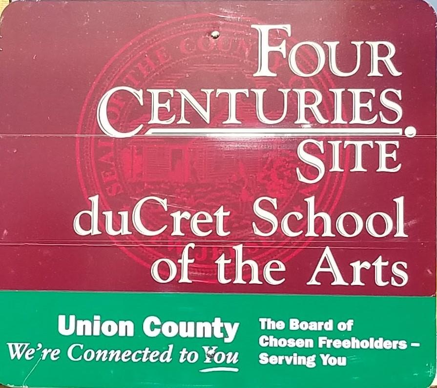 1030 Central Avenue Plainfield, NJ 07060 908 757 7171 www.duCret.edu