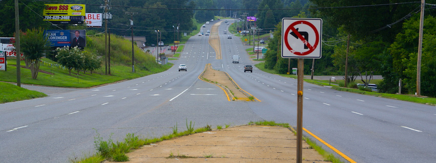 wilkinson boulevard - current