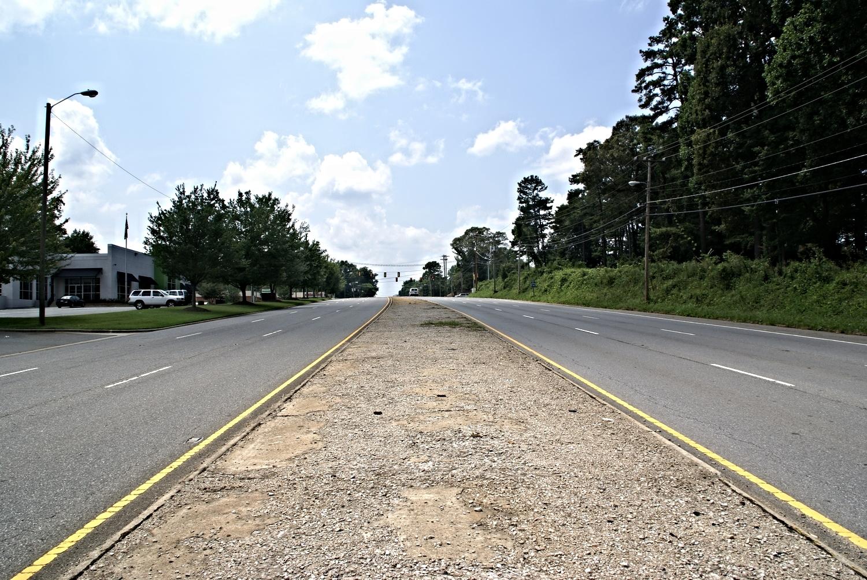Wilkinson Boulevard at Hawley Avenue