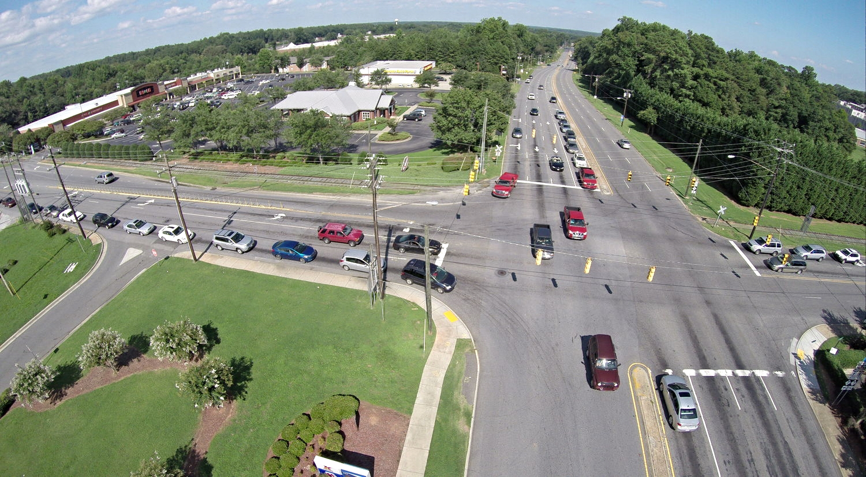 Wilkinson Boulevard at N. Main Street
