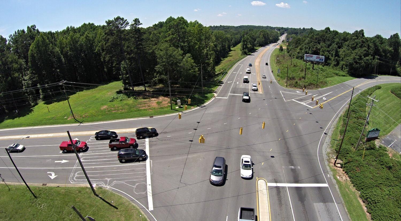 Wilkinson Boulevard at Lakewood Drive